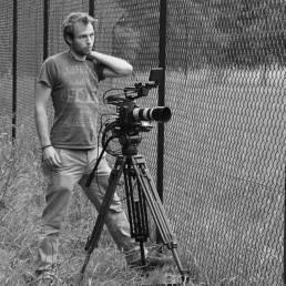 Benjamin Scrase Camera Operator Bristol